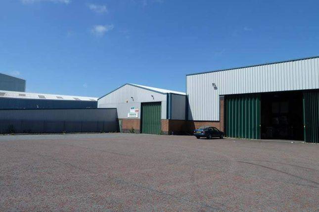 Thumbnail Industrial for sale in 18, Kelvinside, Wirral