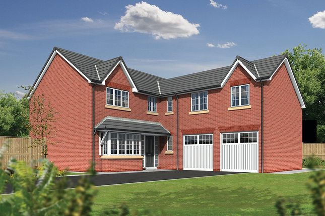 Thumbnail Detached house for sale in Plot 11 The Montgomery, Calder View, Daniel Fold Lane, Catterall