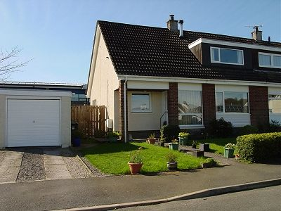 Thumbnail 3 bed semi-detached house for sale in Kenmore, 12A Old Hall Drive, Newton Stewart
