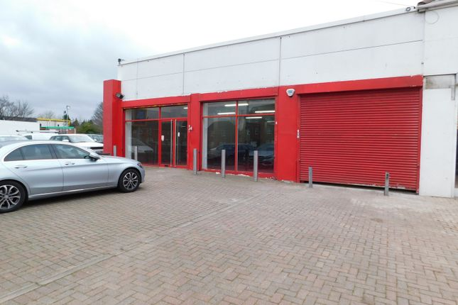 Thumbnail Light industrial to let in 494 College Road, Kingstanding