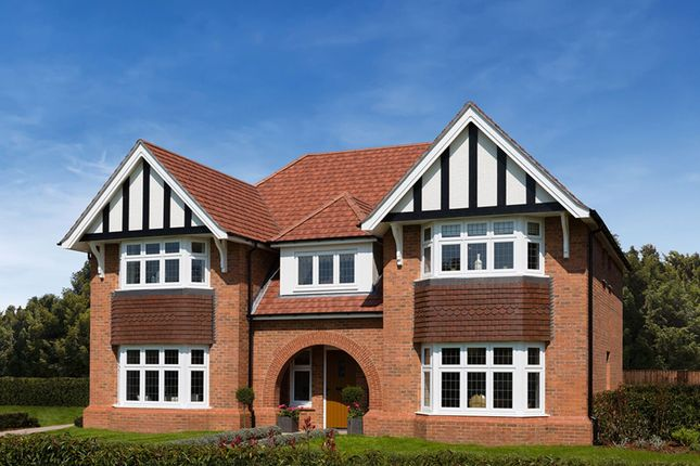 "Thumbnail Detached house for sale in ""Aspen"" at Burcote Road, Towcester"