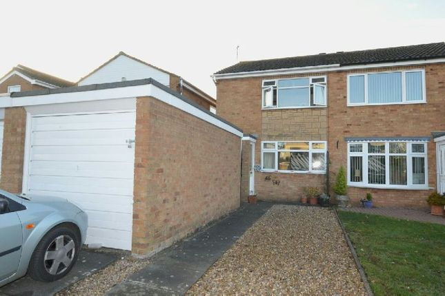Thumbnail Semi-detached house for sale in Rosebank Road, Countesthorpe, Leicester