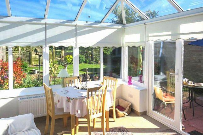 Thumbnail Semi-detached bungalow for sale in Carlton Rise, Melbourn, Royston
