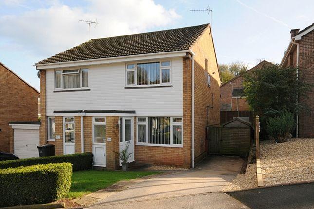 Thumbnail Semi-detached house for sale in Lancaster Drive, Paignton