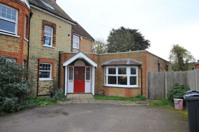 Thumbnail Terraced bungalow to rent in Essex Road, Stevenage