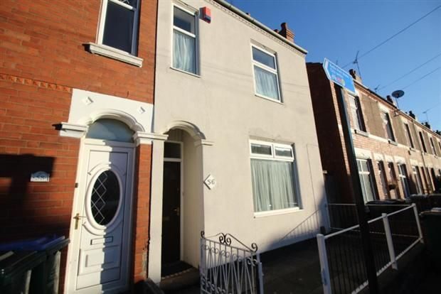 5 bedroom terraced house to rent in Melbourne Road, Coventry