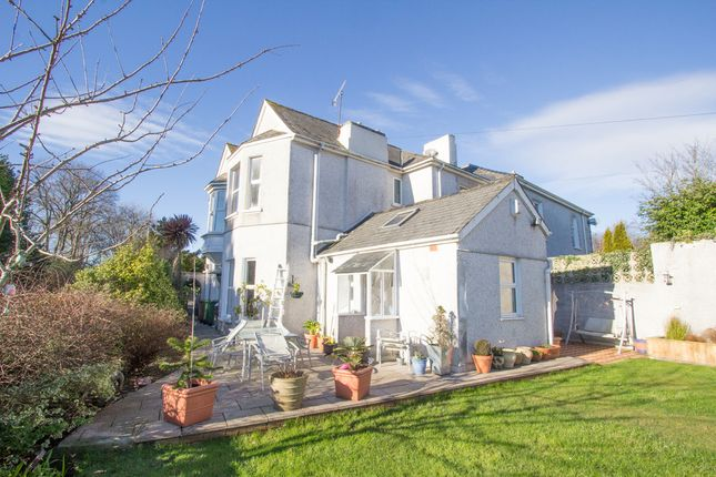 Thumbnail Semi-detached house for sale in Mannamead Road, Mannamead, Plymouth