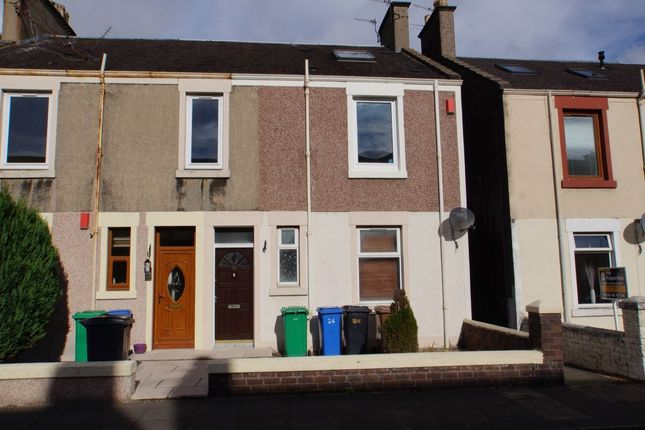 Thumbnail Flat to rent in Glebe Street, Leven