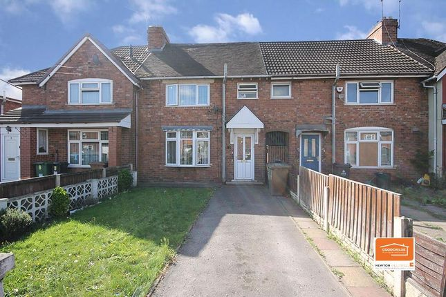 3 bed terraced house to rent in Somerfield Road, Bloxwich WS3