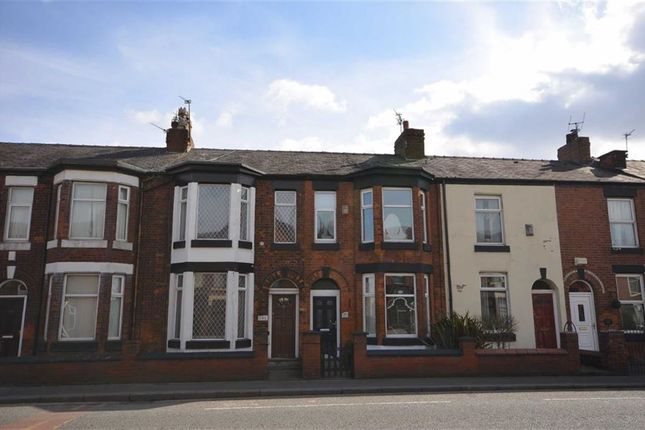 Thumbnail Terraced house to rent in Denton Road, Audenshaw, Manchester, Greater Manchester