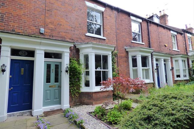 Thumbnail Terraced house for sale in Woodlands, Beverley