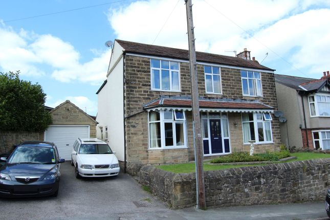 Thumbnail Detached house for sale in Starkholmes Road, Matlock