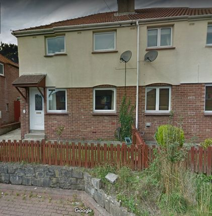 Thumbnail Semi-detached house to rent in Bushell Road, Newton Abbot