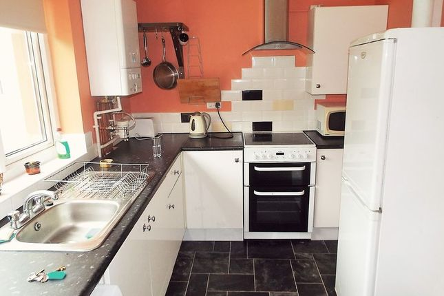Kitchen of Fletcher House, Percy Main, North Shields NE29