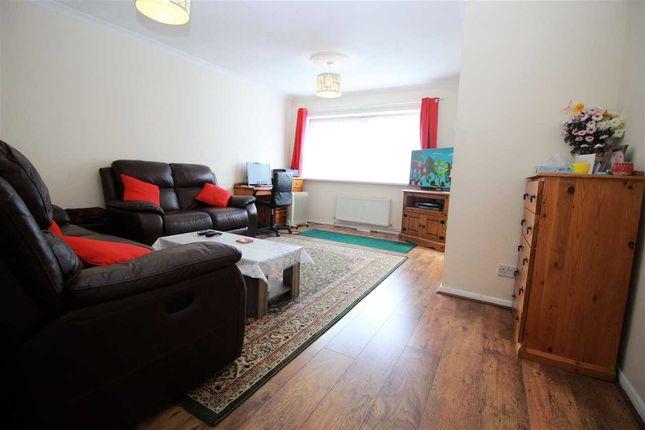 Thumbnail Semi-detached house to rent in Kingston Road, Gidea Park, Romford
