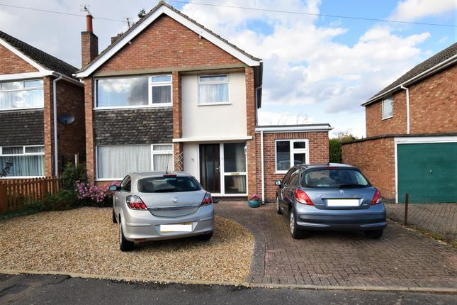 Thumbnail Detached house for sale in Nene Crescent, Oakham