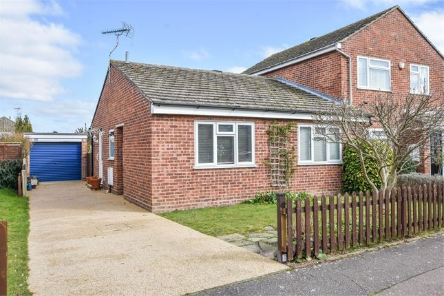 Thumbnail Semi-detached bungalow for sale in Egremont Way, Stanway, Colchester, Essex