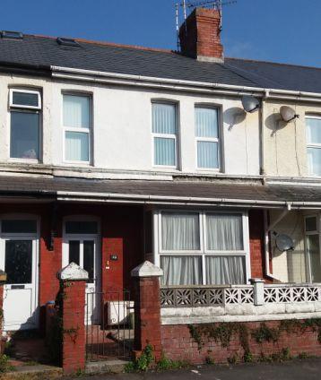 Thumbnail Duplex to rent in Fenton Place, Porthcawl