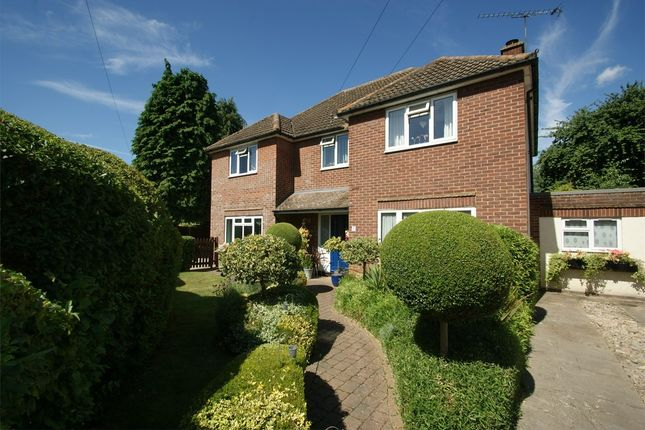 Thumbnail Detached house for sale in Dolphin Way, Bishop's Stortford
