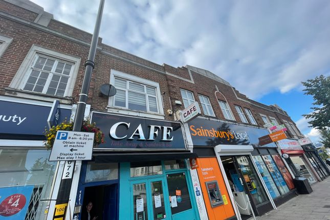 Thumbnail Flat to rent in Lower Addiscombe Road, Addiscombe, Croydon
