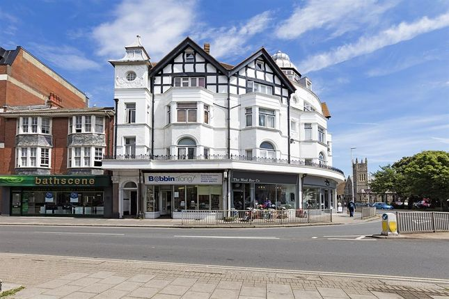 Thumbnail Maisonette for sale in Warwick Mansions, Brighton Road, Worthing