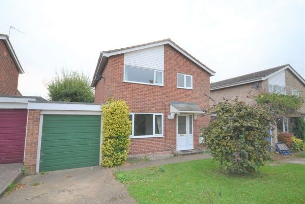 4 bed property to rent in Saxon Drive, Burwell, Cambridge