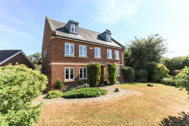 Thumbnail Detached house for sale in Ffordd Gwern, St Fagans, Cardiff