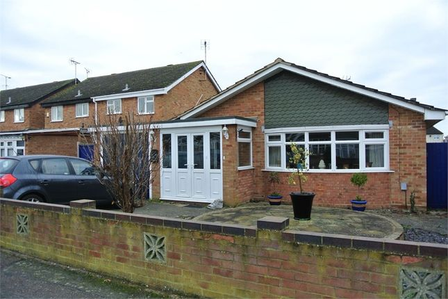 Thumbnail Detached bungalow for sale in Garden Leys, Leighton Buzzard, Bedfordshire