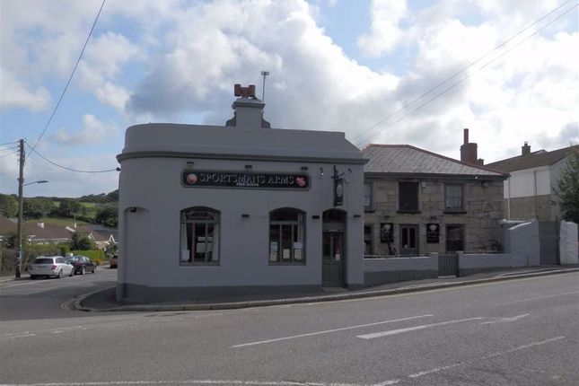 Pub/bar for sale in The Sportsmans Arms, Bolitho Road, Penzance
