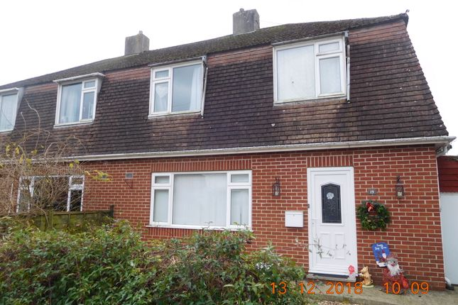 Thumbnail Semi-detached house to rent in George Street, Honiton