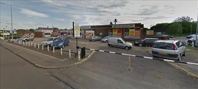 Thumbnail Land to let in London Road Garage, London Road, Chesterton, Newcastle, Staffs