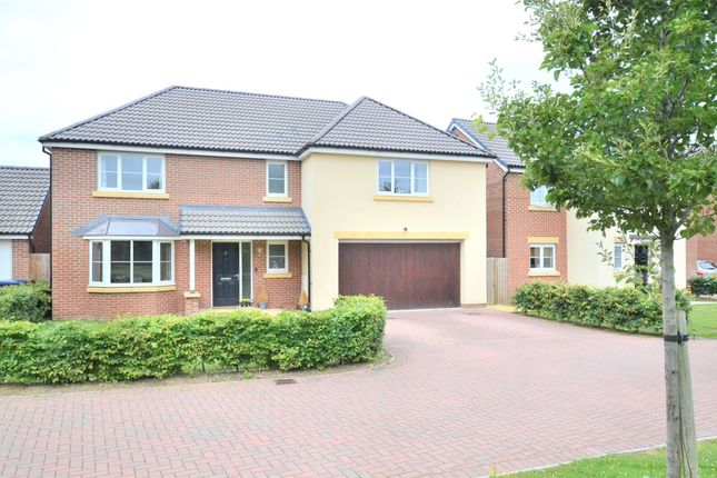 Thumbnail Detached house for sale in Bobbin Close, Cotswold Chase, Brockworth