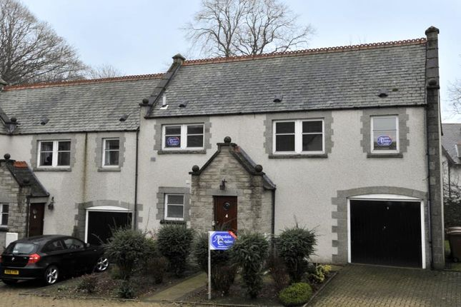 Thumbnail End terrace house to rent in 4 Kirkbrae Mews, Cults, Aberdeen