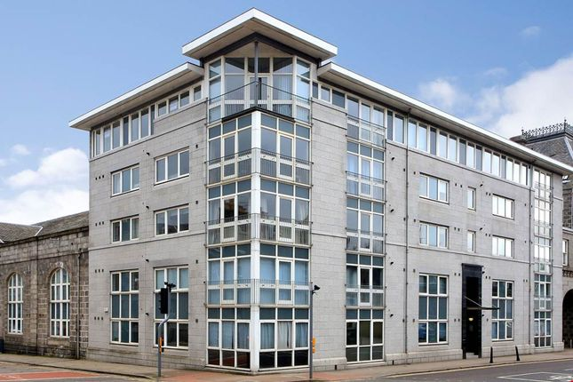 Thumbnail Flat to rent in Dee Village, Millburn Street, City Centre, Aberdeen
