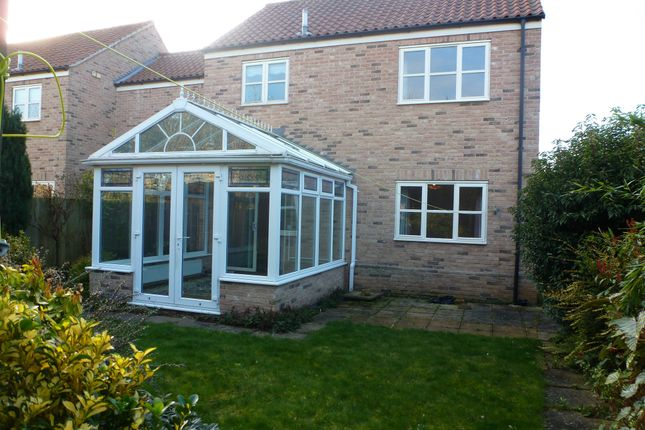 Thumbnail Link-detached house for sale in High Street, Haddenham, Ely