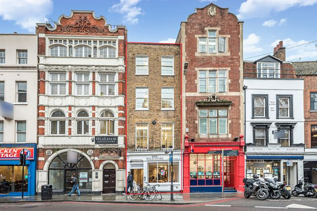 Thumbnail Office for sale in Borough High Street, London