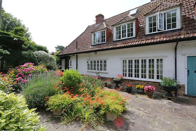 Thumbnail Detached house for sale in Woodlands Road, Portishead, Somerset