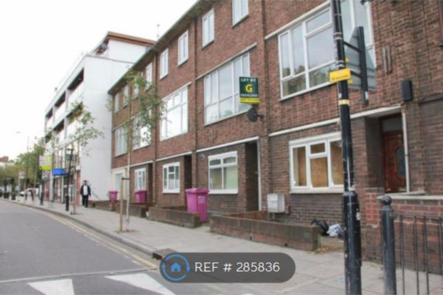 Thumbnail Terraced house to rent in Vallance Road, London