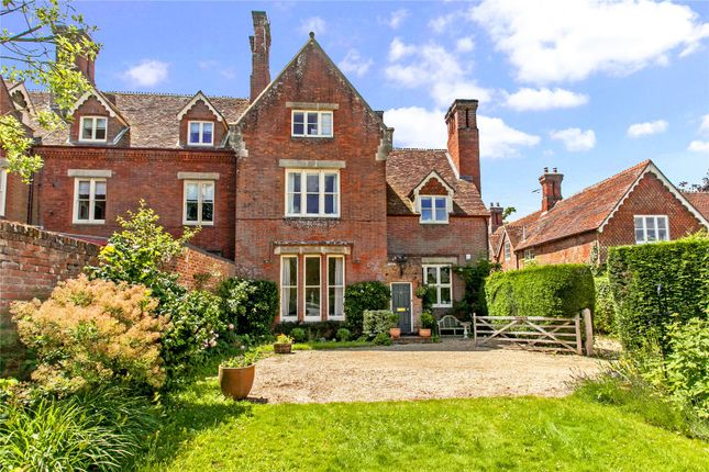 Thumbnail Semi-detached house for sale in Manor Lane, Timsbury, Romsey, Hampshire