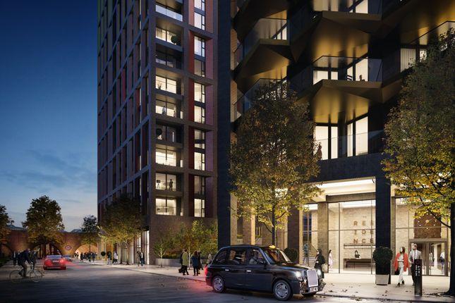 3 bedroom flat for sale in 40-42 Ponton Road, Battersea