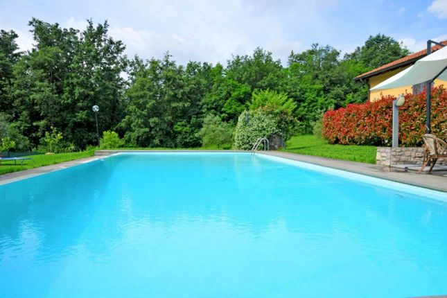 Swimming Pool of Aulla, Massa And Carrara, Tuscany, Italy