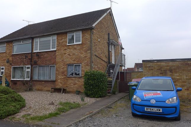 Thumbnail Maisonette to rent in Elm Close, Binley Woods, Coventry, West Midlands