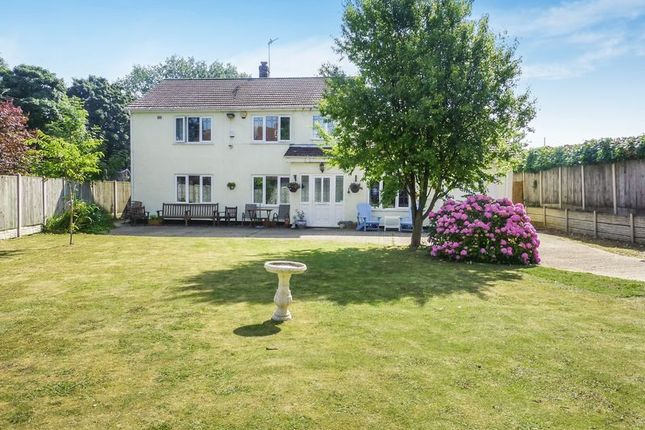 Thumbnail Detached house for sale in Yarmouth Road, Hemsby, Great Yarmouth