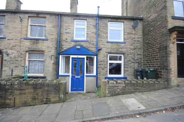 Thumbnail Terraced house to rent in New Street, Denholme, Bradford