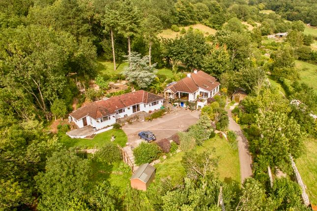 Thumbnail Bungalow for sale in Lynch Lane, Cheddar