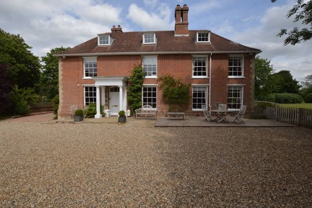 Thumbnail Country house for sale in Coney Weston Road, Barningham, Bury St. Edmunds