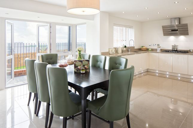 "Thumbnail Detached house for sale in ""Saahil"" at Bedhampton Hill, Bedhampton, Havant"