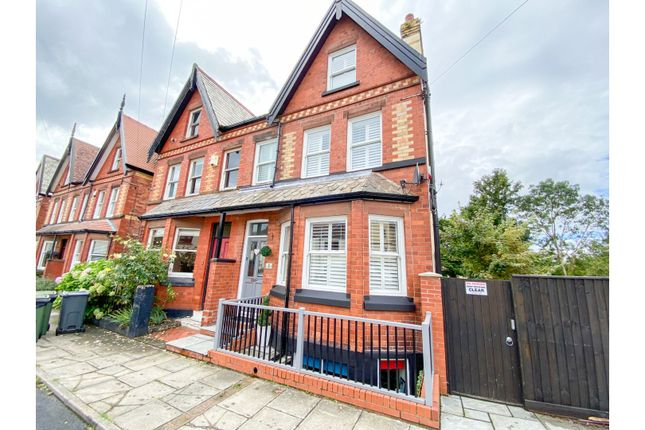 Thumbnail Semi-detached house for sale in York Avenue, West Kirby