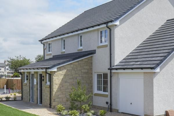 "Thumbnail Property for sale in ""The Lomond At Holmlea"" at Barbadoes Road, Kilmarnock"