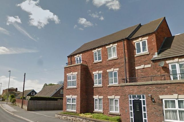 Thumbnail Flat for sale in Wobourn Court, Ossett